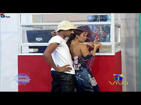 Popolo De Freco En La Agencia De Envios El Show De La Comedia