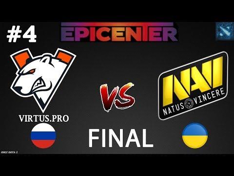 Virtus.Pro vs Na`Vi #4 (BO5) FINAL CIS | EPICENTER Major