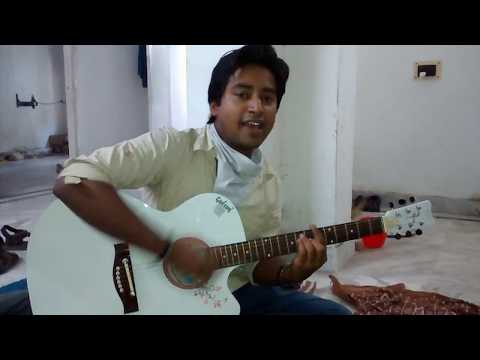 mann jaage(bittoo boss) guitar cover by rohit...