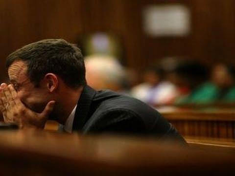 Oscar Pistorius vomits at trial