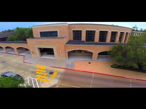 The Kinkaid School - Aerial view of campus - 08/21/2014