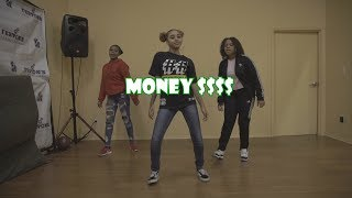 Cardi B - Money (Dance Video) Shot by @Jmoney1041