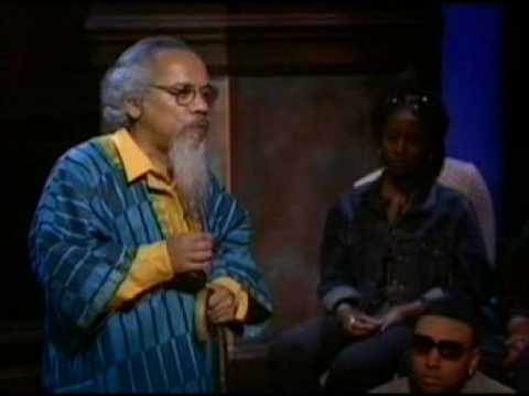 Louis Reyes Rivera - Bullet Cry - Def Poetry
