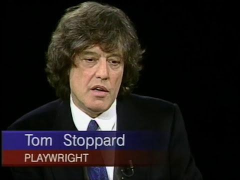 Tom Stoppard interview (1995)