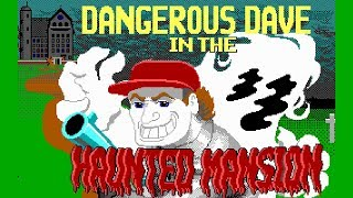 Dangerous Dave In the Haunted Mansion [MS-DOS] (1991)