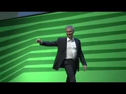 FIFA 17 Manager Reveal with Jose Mourinho E3 2016 EA Play