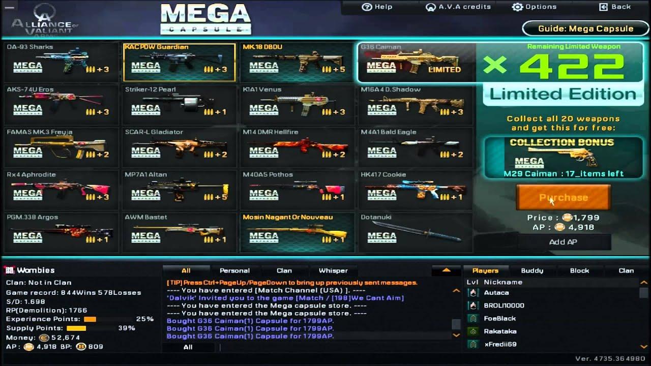 A.v.a Mega Capsule Season 5