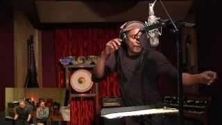 Bernard Fowler - Session at Studio City Sound - Nov 29, 2013