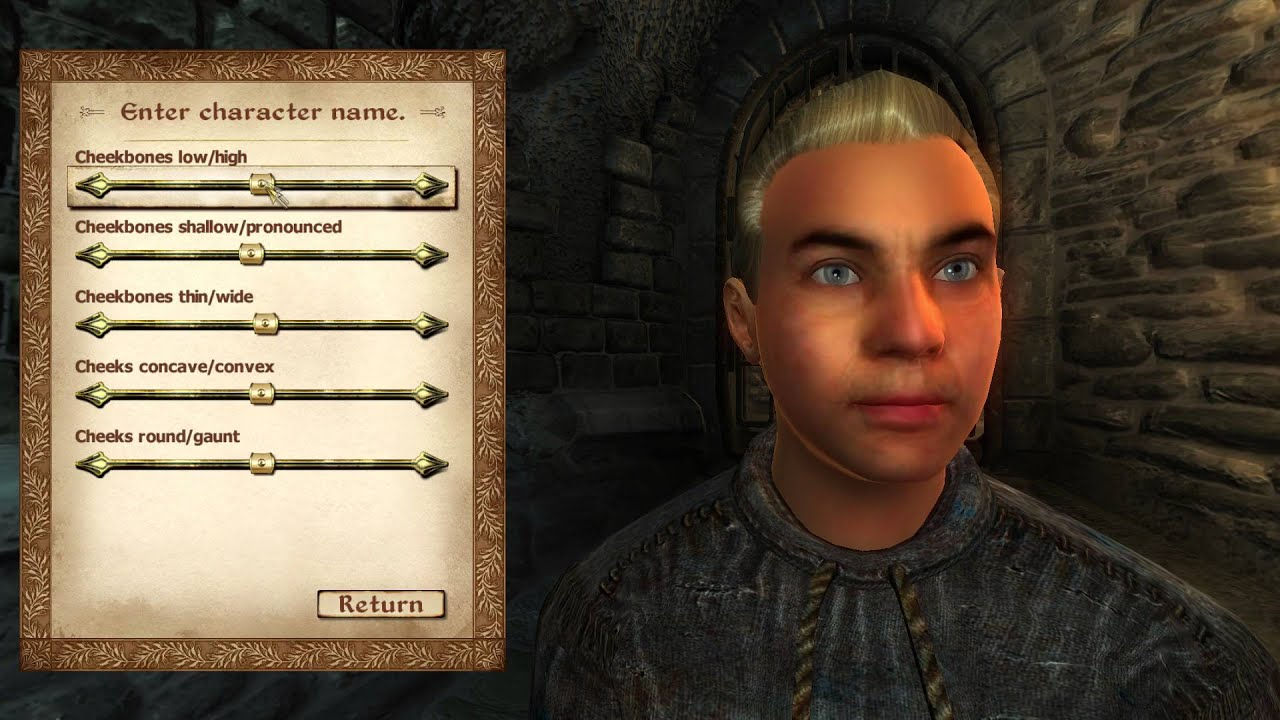 How to get your female oblivion character  porn scenes