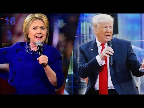 Trump and Clinton's very different Brexit strategies