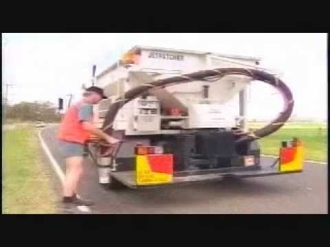 JetPatcher Pothole Repair Example