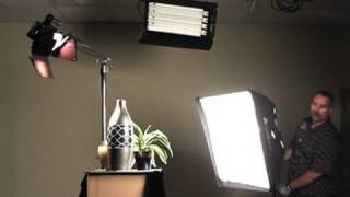 Tips for making better video: How to Light Products