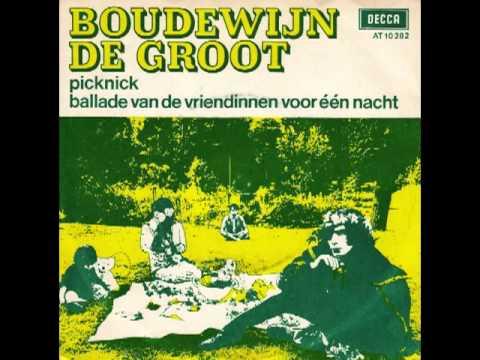 Boudewijn De Groot - Picknick