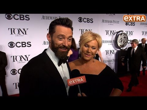 2014 Tony Awards: Hanging with Hugh Jackman, Neil Patrick Harris, and Bryan Cranston