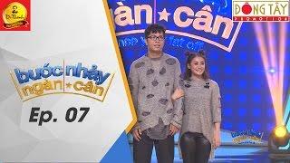 PARTY ROCK ANTEM | LỘC VƯƠNG - NGỌC ANH | BƯỚC NHẢY NGÀN CÂN 2016 | TẬP 7 FULL HD (16/10/2016)