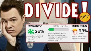 The Orville 26% Rotten Tomatoes Critics Score Proves They Are Irrelevant | Audience Score 93%