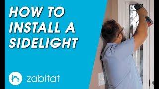 (1.91 MB) How to Replace a Door Sidelight - Door Glass Insert Mp3