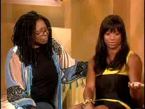 Monique Coleman on The View Video 2