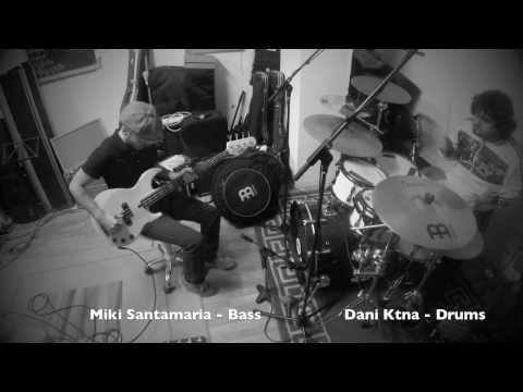 Miki Santamaria & Dani Ktna - Overjoyed (Stevie Wonder)