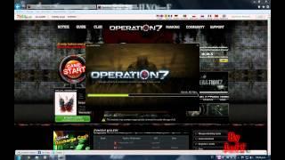 Tutorial para jugar operation7 americano