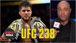 Joe Rogan's 3 Stars of UFC 238 | ESPN MMA