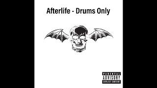 Avenged Sevenfold - Afterlife (Drums Only)