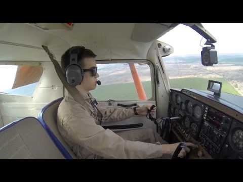 Solo Flight Weekend- Cessna 150- Marion Military Institute Flying Tigers