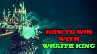 How to win with Wraith King in the current Meta