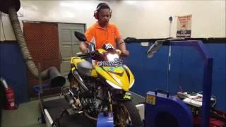 Yamaha Y15ZR aRacer RC M4 Akrapovic - Motodynamics Technology Malaysia