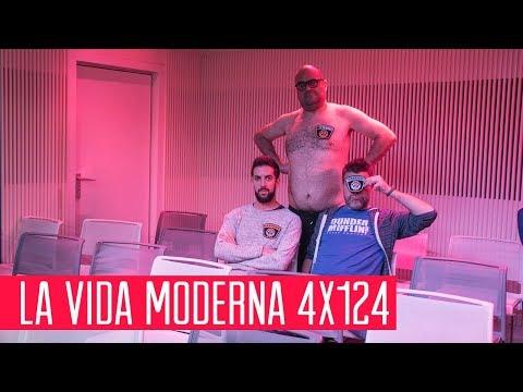 La Vida Moderna 4x124...es que se te caiga el bitcoin por el hueco del ascensor