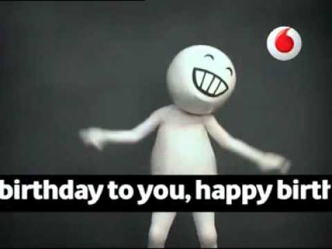 Happy Birthday Vodafone Zoo Zoo YouTube