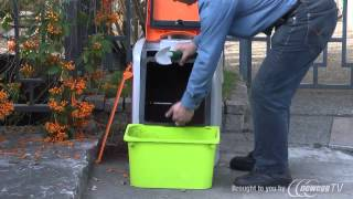 EarthSystem Eco-Friendly Organic Soil Maker Food Waste Composter - Product Tour