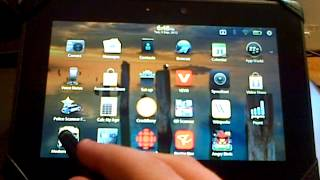 Top Apps for The BlackBerry PlayBook