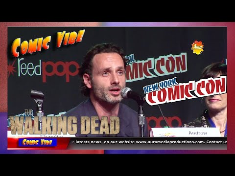 The Walking Dead Season 3 Panel  (Official)