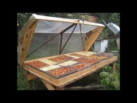 Коптильня для овощей и фруктов своими руками 4