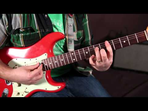 Al Green - Love and Happiness - Guitar Lesson - How to Play on Guitar - chords rhythm lead