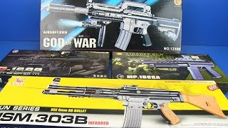 Box of Toys Guns !! NEW Guns Toys Military Weapons Toys
