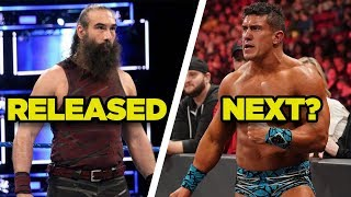 Who Will WWE Release Next?