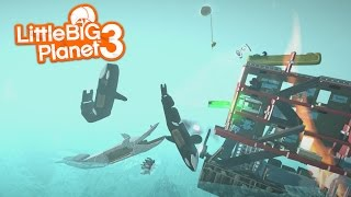 LittleBIGPlanet 3 - The Return of Whale Eater [Playstation 4]