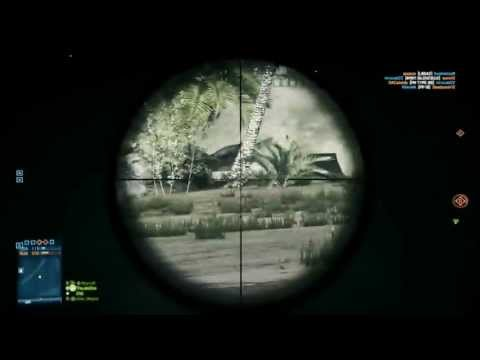 Battlefield 3 [M40A5 Description] [TheJeeOne]