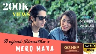 Mero Maya    Brijesh Shrestha    Feat Ashish & Sareena    Cover Video