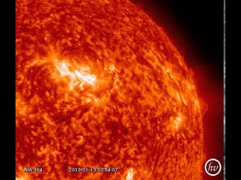AR1652 Wakes Up with Another M Class Flare!