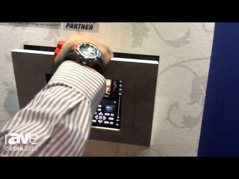 CEDIA 2014: Wall-Smart Highlights Flush Insallation Wall Mounts