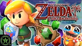 Link Can Steal Items? - The Legend of Zelda: Link's Awakening | Let's Play