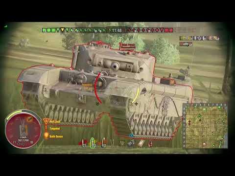 World of Tanks Xbox one Kanonenjagdpanzer 4 Kills