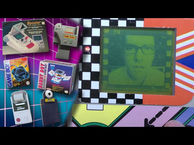 Game Boy Accessories - Angry Video Game Nerd (Episode 147) thumbnail
