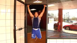 How to Get Stronger With Pull-Ups : Exercises for Martial Arts