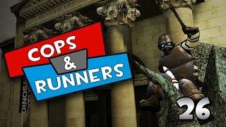 Creepy Jailor! (Cops & Runners #26)