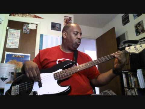 Jurassic 5 - What's Golden (bass Cover) video