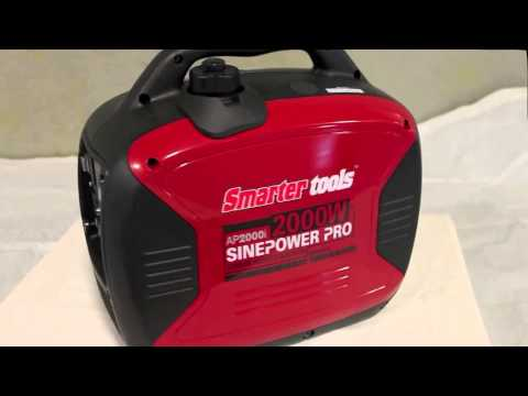 2000I Inverter Portable Generator